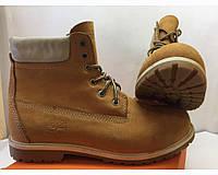 """Ботинки Timberland 6 inch """"Autumn Yellow"""" Арт. 2409"""