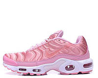 "Кроссовки Nike Air Max TN Plus ""Pink/White"" Арт. 2376"