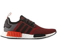 "Кроссовки Adidas NMD Runner ""Lush Red/Core Black"" Арт. 0551"