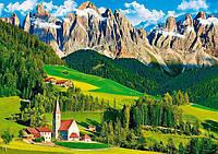 """Набор для рисования """"Альпийские луга"""" [40х50см, Без Коробки]"""