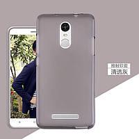 Чехол Xiaomi Redmi 4 Note  Оригинальный Бампер gray