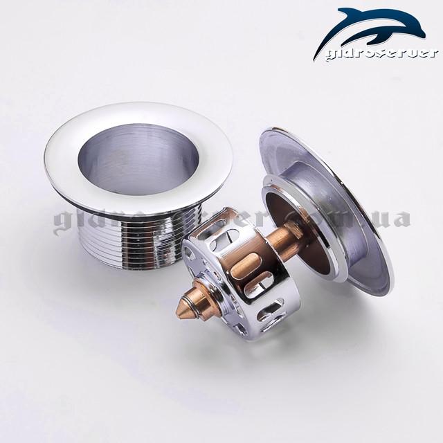 Универсальный сифон для душевой кабины, гидробокса SDKU-04 используется со всеми типами поддонов стандартного образца.