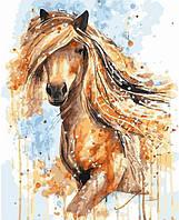 "Набор для рисования ""Орегонская лошадь"" [40х50см, Без Коробки]"