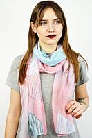 Легкие шарфы Кармен, пудра