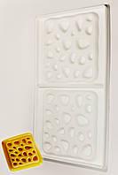Силиконовая форма для декора муссовых тортов Sponge 90 мл