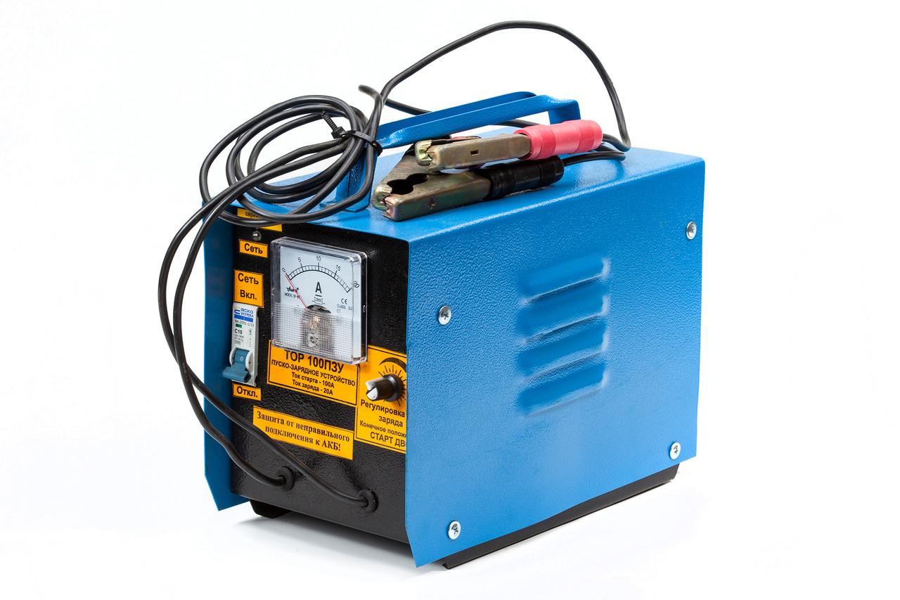 Пуско-зарядное устройство ТОР ПЗУ-100