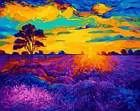 """Набор для рисования """"Краски восхода"""" [40х50см, Без Коробки]"""