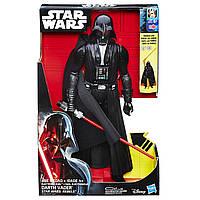 """Игрушка Дарт Вейдер (свет, звук) """"Звездные Войны: Повстанцы"""" 30 см - Darth Vader, Star Wars Rebels, Hasbro"""