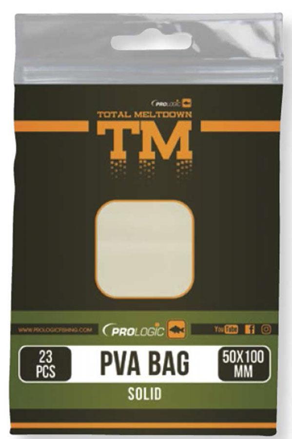 ПВА-пакет Prologic TM PVA Solid Bag 18pcs 80X125mmПВА-пакет Prologic TM PVA Solid Bag 18pcs 80X125mm