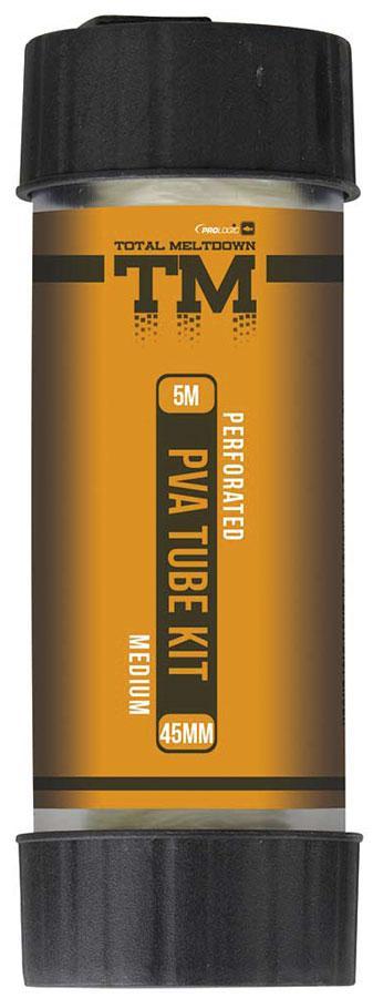 ПВА-сетка Prologic TM PVA Perforated Tube Kit 5m 45mmПВА-сетка Prologic TM PVA Perforated Tube Kit 5m 45mm