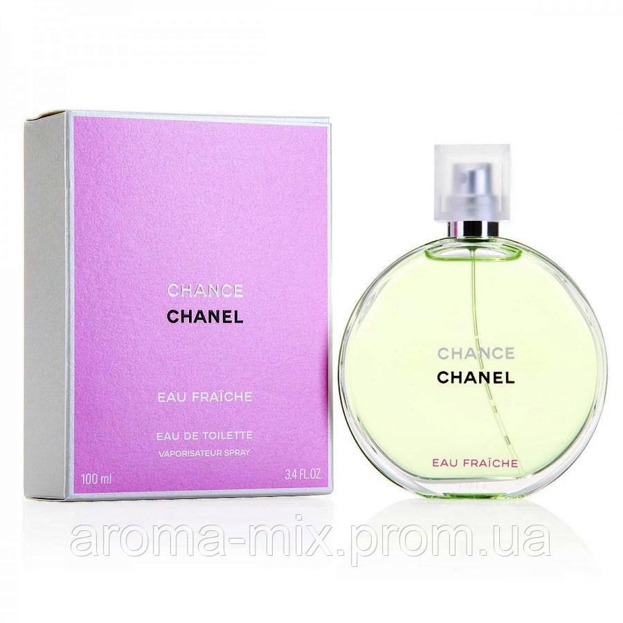 Chanel Chance Eau Fraiche - женская туалетная вода