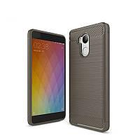 Чехол Бампер для Xiaomi Redmi 4 Prime / Redmi 4 Pro / Redmi 4 3/32 оригинальный Carbon Grey