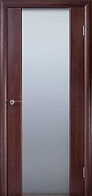 Стеклянные межкомнатные двери Глазго ПО Woodok