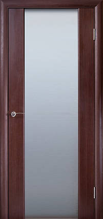 Стеклянные межкомнатные двери Глазго ПО Woodok, фото 2