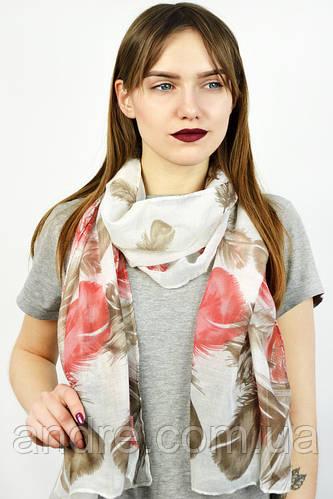 Легкие шарфы Мольбер, хаки