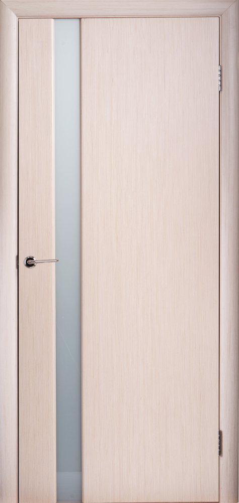 Шпонированые межкомнатные двери Глазго 1 Woodok