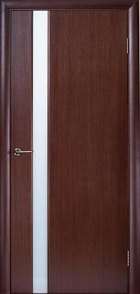 Шпонированые межкомнатные двери Глазго 1 Woodok, фото 2