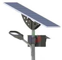 Светодиодный автономный уличный светильник