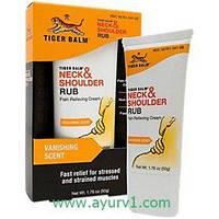 Бальзам для шеи и плеч красный / Tiger balm Nesk & Shoulder / 50 г
