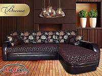 Мебельная фабрика МКС Угловой диван Веста МКС, 7 категория