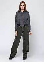 (Уценка) Штаны женские LEE COOPER цвет грязно-серый размер 27/32 арт (УЦ)PO26533
