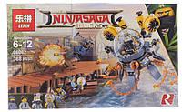 Конструктор Lepin 06062 Ниндзяго Летающая подводная лодка (аналог Lego Ninjago Movie 70610)