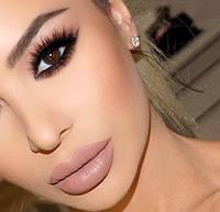 Матовая нюдовая помада Kylie Cosmetics цвет Maliboo