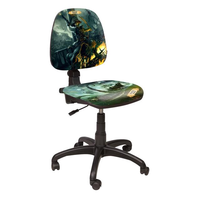 Кресло Престиж Люкс LB Дизайн №2 Пираты.
