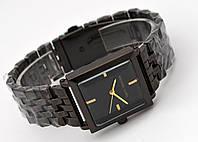 Часы женские Michael Kors прямоугольны, цвет черный, фото 1