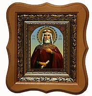 Пророк царь Давид именная икона