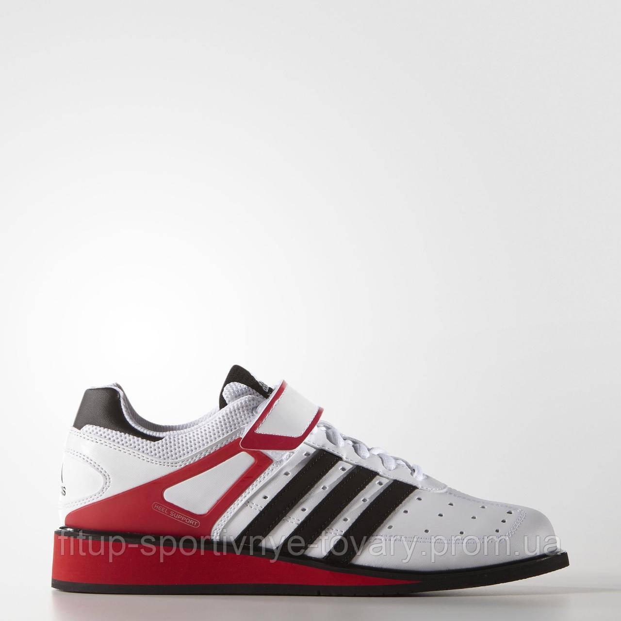 Штангетки Adidas POWER PERFECT II G17563 11 - FITUP. Спортивные товары в Киеве
