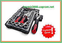 Набор инструментов 43 ед  ET 6003 Intertool
