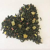 Китайский чай 100 г Зеленый тутти-фрутти
