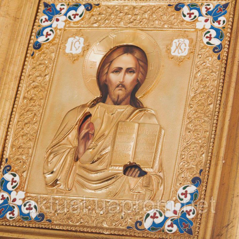 Икона Спаситель (к венчальной паре Казанская)