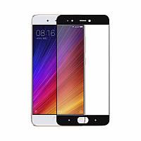 Защитное стекло для Xiaomi Mi5s полноэкранное черное