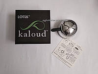 Kaloud Lotus (Калауд Лотос) для кальяна на 1 ручку серебро в коробке