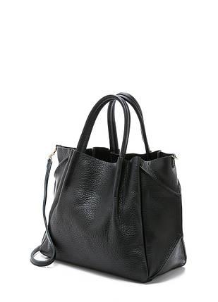 Кожаная сумка POOLPARTY Soho Remix, фото 2