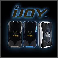 Батарейный мод IJOY Diamond PD270 Оригинал Черный мод+батареи