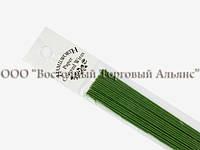 Веточки для цветов - Тёмно-зелёные №20