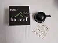 Kaloud Lotus (Калауд Лотос) для кальяна на 1 ручку чёрный в коробке