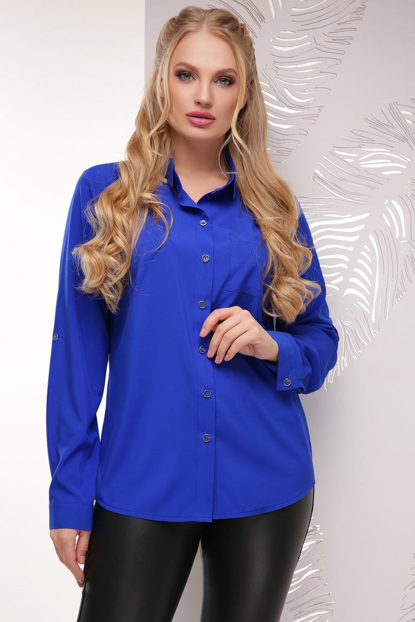 45a5b3452db Красивая блуза рубашка с 52 по 56 размер 6цветов - Интернет-магазин