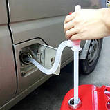 Ручной насос для перекачки топлива и технических жидкостей , фото 2