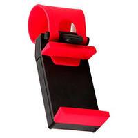 Универсальный держатель для телефона на руль автомобиля, фото 1