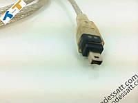 Компьютерный кабель TT   Usb2.0 Кабель FireWire 1394 AM/4Pin  1.5M В Днепропетровске