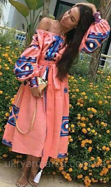 Вишиті плаття бохо відео. Новини компанії «Українська вишиванка з ... d164898c962ab