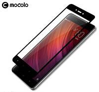 """Полноэкранное защитное стекло Mocolo Full Cover для Xiaomi Redmi Note 4X (5,5"""")"""