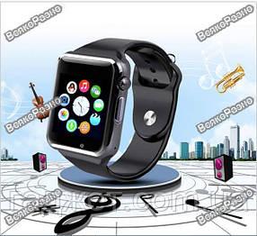 Смарт часы Smart watch A1 в подарочной коробке.