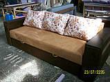 Диван еврокнижка Фокус 2 (Киевский стандарт)  2350х1000h850 (сп.1450х1950) мм, фото 8