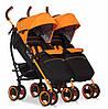 Коляска EasyGo Comfort Duo orange
