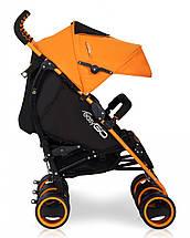 Коляска EasyGo Comfort Duo orange, фото 2